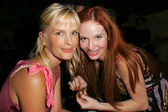 Kylie Bax and Phoebe Price — Stock Photo