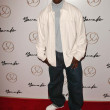 Постер, плакат: Keith Robinson at the Yana K Fashion Show as part of Spring 2005 Fashion Week Standard Hotel Los Angeles CA 10 29 04
