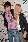 David Berry and Melissa Rodwell — Stock Photo
