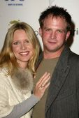 Lauralee Bell and Scott Martin — Stock Photo