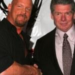Постер, плакат: Stone Cold Steve Austin and Vince McMahon