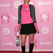 Kiera Chaplin at the Hello Kitty 30th Anniversary Party, Raleigh Studios, Hollywood, CA 11-10-04 — Stock Photo