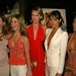 Devon Aoki, Jill Ritchie, Sara Foster, Jordana Brewster and Meagan Good — Stock Photo