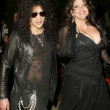 Slash and wife Perla — Foto de stock #17025905