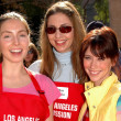 Постер, плакат: Whitney Cummings Ellen Dubin and Jennifer Love Hewitt