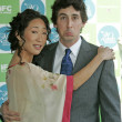 Постер, плакат: Sandra Oh and Alexander Payne