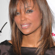 Aisha Tyler at the Launch Party for Krista Allen Clothing Line, Koi, West Hollywood, CA 12-06-04 - 图库照片