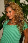 Adrienna Bailon. Turn Beauty Inside Out Conference — Stock Photo