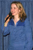 Q & A With Julie Delpy — Stock Photo