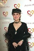 Kat Kramer at the First Annual Coach Art Gala Event Art for the Heart, Christies, Beverly Hills, CA 11-04-04 — Stock Photo