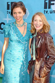 Maggie Gyllenhaal and Patricia Clarkson — Stock Photo
