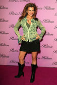 Alicia Arden at the Paris Hilton Fragrance Launch Party at 5900 Wilshire Blvd. Los Angeles, CA. 12-03-04 — Stock Photo