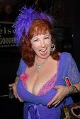 Annie Sprinkle — Stock Photo