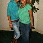 Kiely williams y adrienna bailon — Foto de Stock
