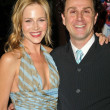 Julie Benz and John Kassir - Stock Photo