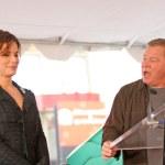 ������, ������: Sandra Bullock and William Shatner