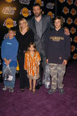 2nd Annual L.A. Lakers Las Vegas Casino Night — Foto de Stock