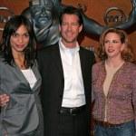 Rosario Dawson, James Denton and Melissa Gilbert — Stock Photo #17041879