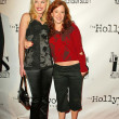 Adrienne Frantz and Amy Davidson at 2nd Annual Young Hollywood Holiday Party, Bliss, Los Angeles, C12-08-04 — Stock Photo #17046135