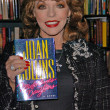 Joan Collins Bookstore Appearance at BookSoup — Stock Photo