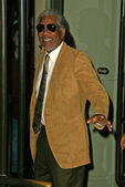Morgan Freeman — Stock Photo