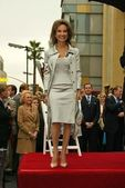 Susan Lucci Star on the Hollywood Walk of Fame — Stock Photo