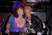 Annie Sprinkle, Rhonda Jo Petty — Stock Photo