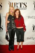 Adrienne Frantz and Amy Davidson at the 2nd Annual Young Hollywood Holiday Party, Bliss, Los Angeles, CA 12-08-04 — Stockfoto