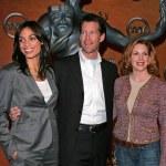 Rosario Dawson, James Denton and Melissa Gilbert — Stock Photo #17053373