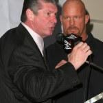 Постер, плакат: Vince McMahon and Stone Cold Steve Austin