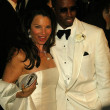 Постер, плакат: Fran Drescher and Sean Combs