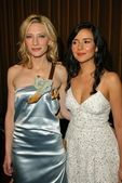 Cate Blanchett and Catalina Sandino Moreno — Stock Photo