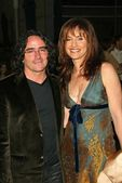 Brad Silberling, Amy Brenneman — Stock Photo