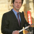 Keanu Reeves at Reeves induction in the Hollywood Walk of Fame, Hollywood, CA, 01-31-05 — Photo