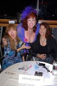 Veronica Hart, Annie Sprinkle, Kay Parker — Stock Photo