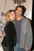 Christina Applegate and Johnathon Schaech — Stock Photo