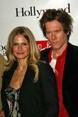 Kyra Sedgwick and Kevin Bacon — Stock Photo