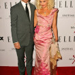 Stockfoto: Gavin Rossdale and Gwen Stefani