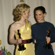 Постер, плакат: Cate Blanchett and Hilary Swank