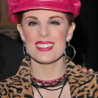 Kat Kramer at the Jane Booke Design Studio Collection Fashion Show, Spider Club, Hollywood, CA 11-03-04 — Stock Photo