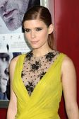 "Kate Mara at the ""Deadfall"" Los Angeles Premiere, Arclight, Hollywood, CA 11-29-12 — Stock Photo"