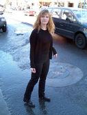 Jennifer jason leigh — Foto de Stock