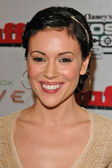 Alyssa Milano — Stock Photo