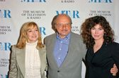 Sharon Lawrence, Dennis Franz and Kim Delaney — Stock Photo