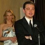 ������, ������: Cate Blanchett and Leonardo Dicaprio