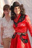 Jennifer Love Hewitt and Jamie Lee Curtis — Stock Photo