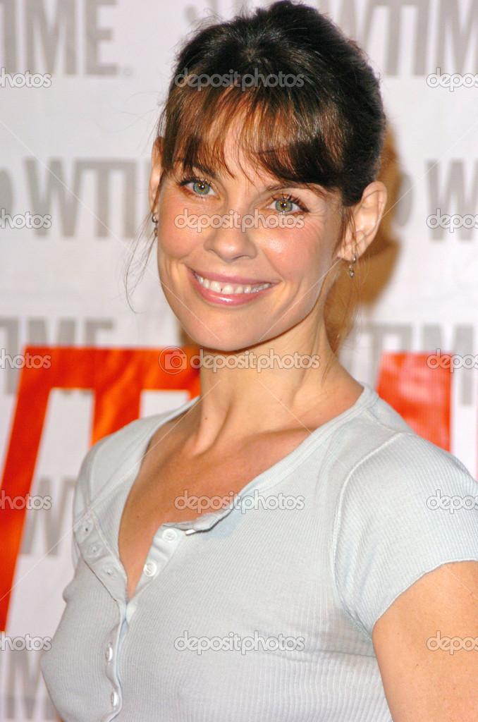 <b>Alexandra Paul</b> auf das Screening premiere für die zweite Spielzeit Showtimes ... - depositphotos_17083665-Alexandra-paul-at-the-screening