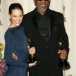 Постер, плакат: Hilary Swank and Morgan Freeman