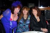 Annie Sprinkle, Veronica Hart, Kay Parker — Stock Photo