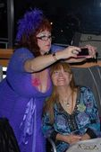 Annie Sprinkle, Veronica Hart — Stock Photo